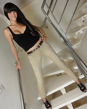 Shemales In Jeans Pics